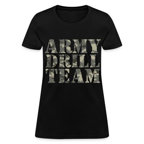 Army Drill Team - Women's T-Shirt