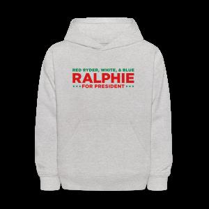 Ralphie for President - Kids' Hoodie