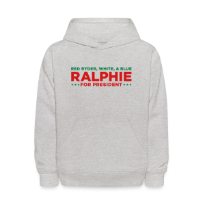 Ralphie for President - Kids' Hoodie