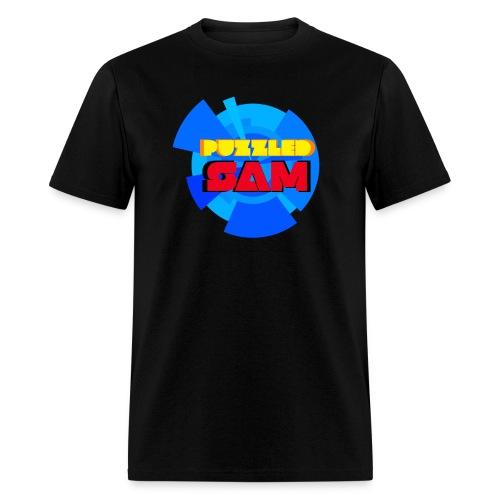 PuzzledSam Regular Men's T-Shirt - Men's T-Shirt