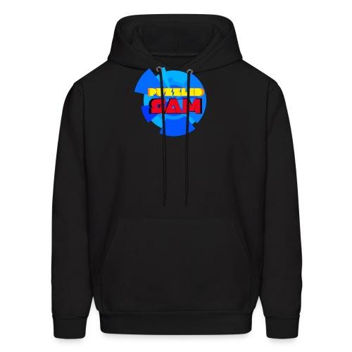 PuzzledSam Regular Men's Logo Hoodie - Men's Hoodie
