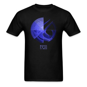 E. - Vela IV - Men's T-Shirt