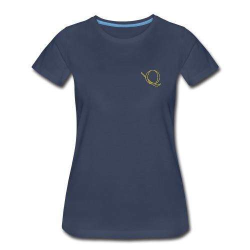Q (Women's) - Women's Premium T-Shirt