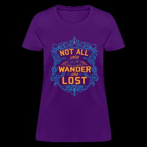 Wanderlust - Women's T-Shirt