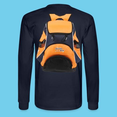 The Swim Bag- Men's Longsleeve - Men's Long Sleeve T-Shirt