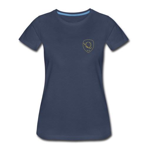 Chest Crest (Women's) - Women's Premium T-Shirt