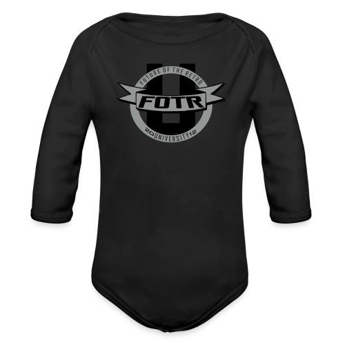 FOTR U onsie - Organic Long Sleeve Baby Bodysuit