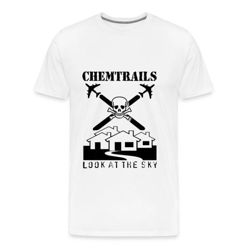 Chemtrails - Men's Premium T-Shirt