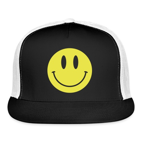 Smiley Lid - Trucker Cap