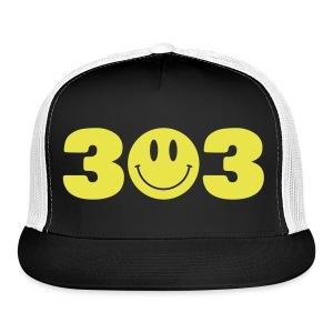 3O3 Lid - Trucker Cap
