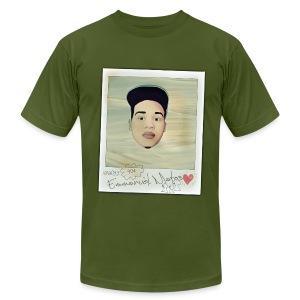Men's Polaroid Logo T Shirt - Men's Fine Jersey T-Shirt