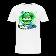 T-Shirts ~ Men's Premium T-Shirt ~ LuigiSquid T-Shirt Men