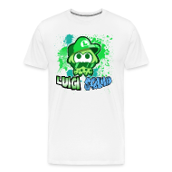 T-Shirts ~ Men's Premium T-Shirt ~ LuigiSquid T-Shirt Men