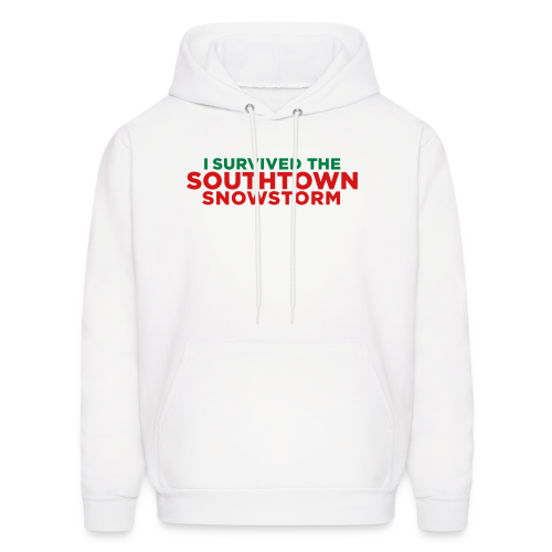 Southtown Snowstorm - Men's Hoodie