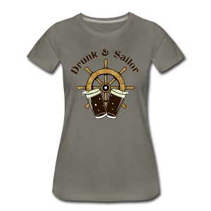 Drunk & Sailor women's FANCY t-shirt - Women's Premium T-Shirt