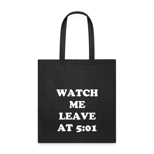 Peace to the F out - Tote Bag