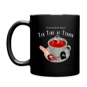 Tea Time of Terror Mug 1 - Full Color Mug