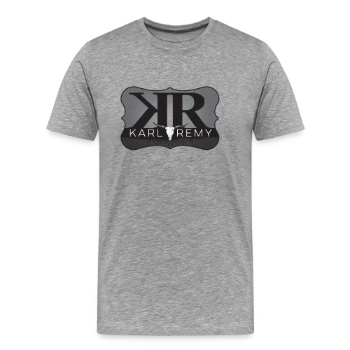 Men's Karl Remy Tee GRAY - Men's Premium T-Shirt