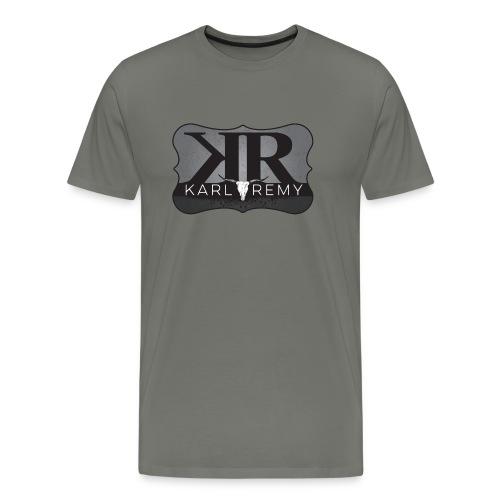 Men's Karl Remy Tee OLIVE - Men's Premium T-Shirt