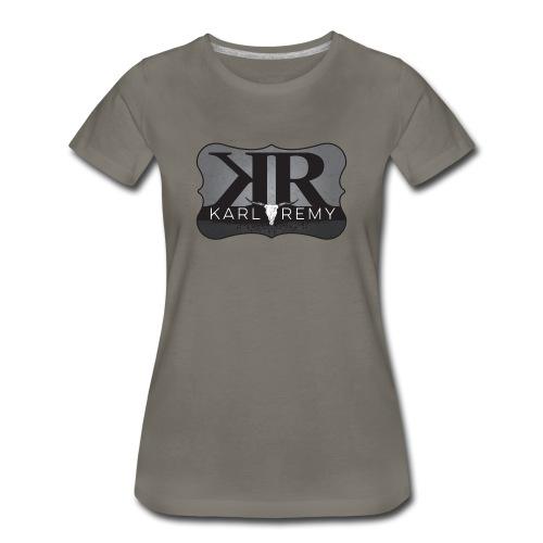 Ladies Karl Remy Tee OLIVE - Women's Premium T-Shirt