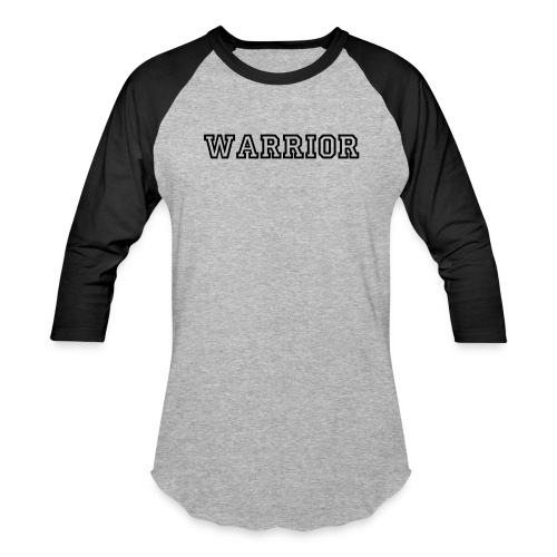 Warrior - Baseball T-Shirt