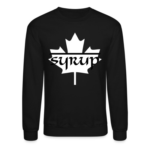 Maple Syrup - Crewneck Sweatshirt