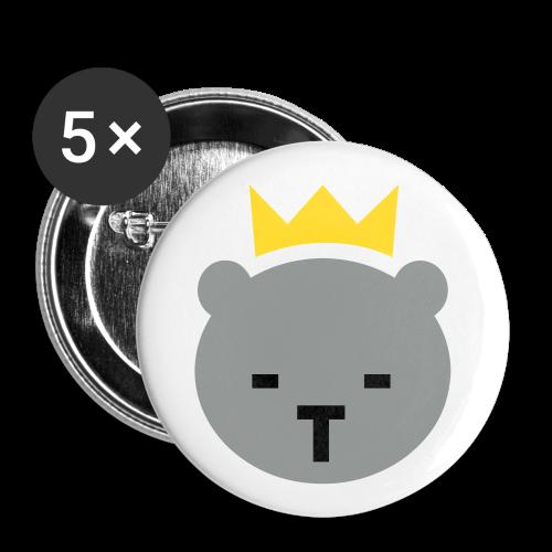 Berlin Bear - Small Buttons