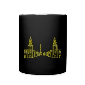 Frankfurter Tor Berlin - Full Color Mug
