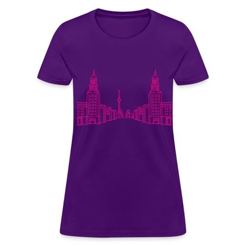 Frankfurter Tor Berlin - Women's T-Shirt