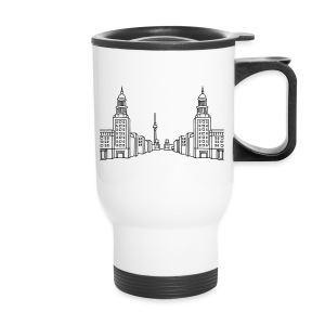 Frankfurter Tor Berlin - Travel Mug