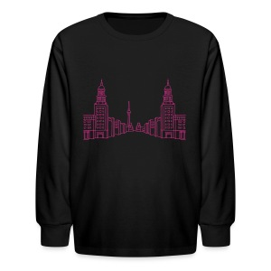 Frankfurter Tor Berlin - Kids' Long Sleeve T-Shirt