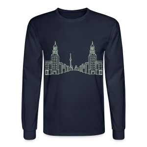 Frankfurter Tor Berlin - Men's Long Sleeve T-Shirt