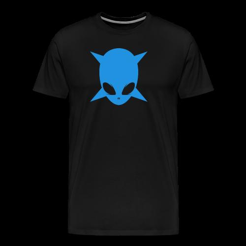 Big Boy Spiked (3x-5X) - Men's Premium T-Shirt