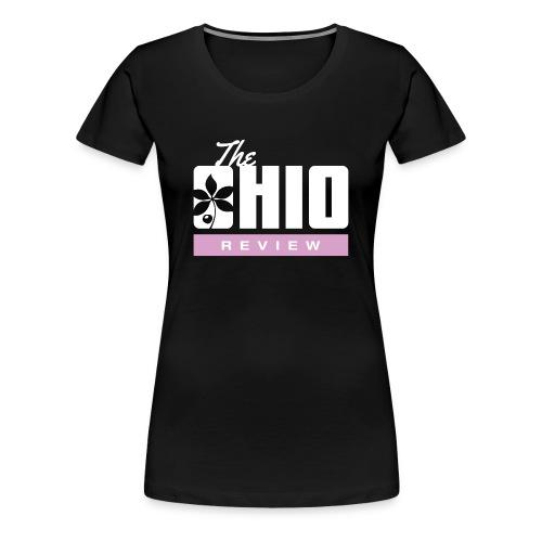 The Ohio Review - BC Pink - Women's Premium T-Shirt