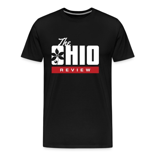 The Ohio Review - Original Red - Men's Premium T-Shirt