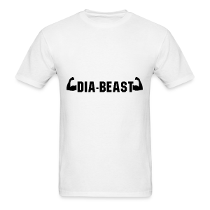 Dia-Beast - Men's T-Shirt
