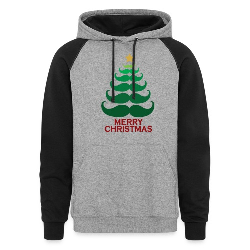 Christmas [Limited Edition] Hoodie - Colorblock Hoodie