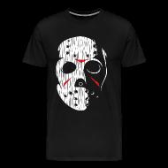 T-Shirts ~ Men's Premium T-Shirt ~ Hockey mask I