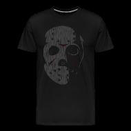 T-Shirts ~ Men's Premium T-Shirt ~ Hockey mask II