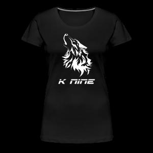 Women's K9 Original Tee - Women's Premium T-Shirt