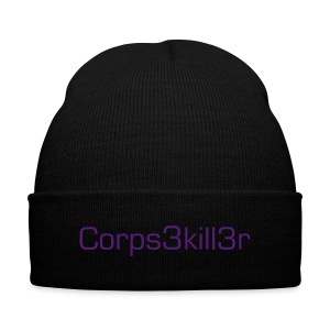 Corpse Killer - Knit Cap with Cuff Print