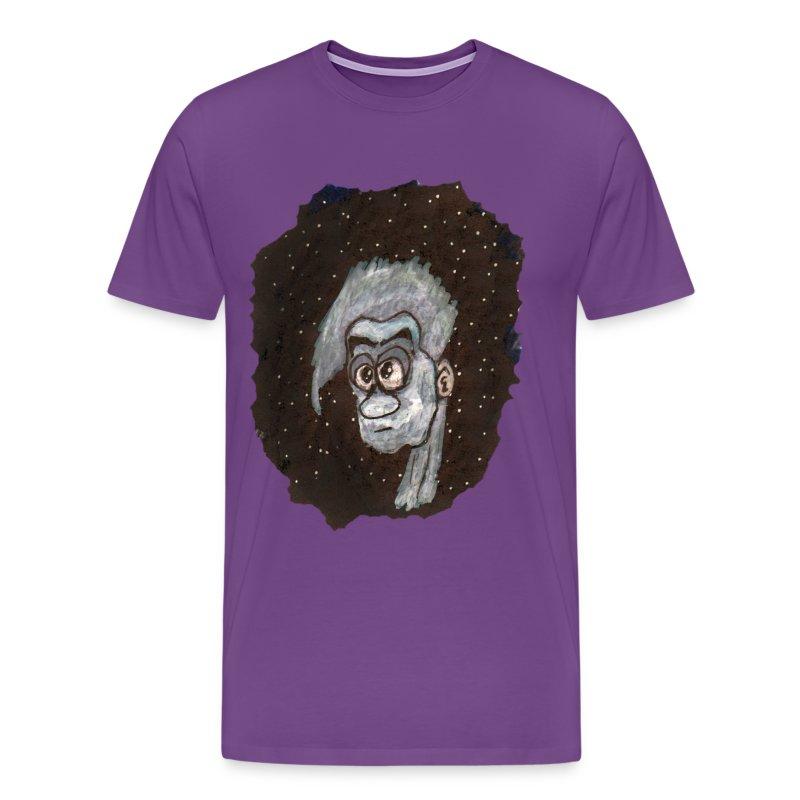 HEADBUST 44.png - Men's Premium T-Shirt