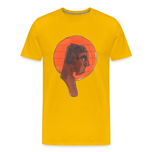HEADBUST 48.png - Men's Premium T-Shirt