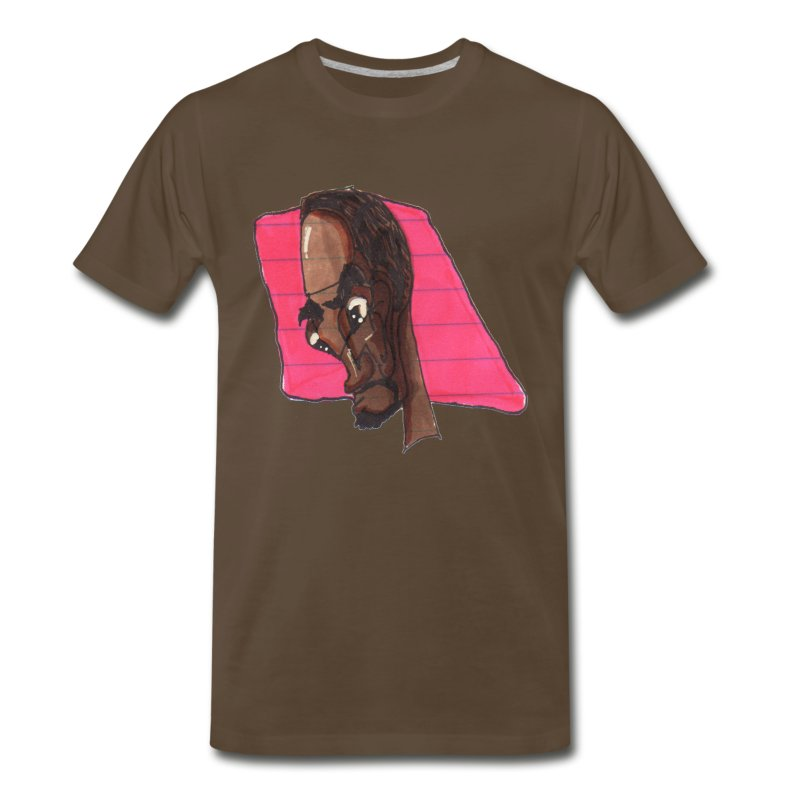 HEADBUST 54.png - Men's Premium T-Shirt