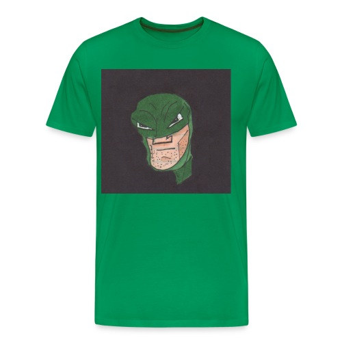 HEADBUST 61.png - Men's Premium T-Shirt