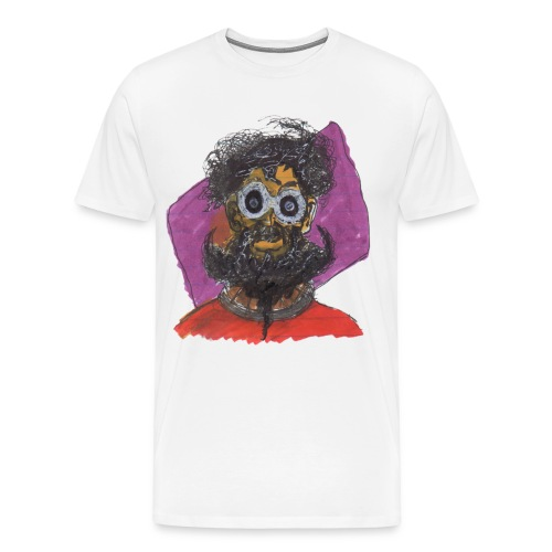 HEADBUST 57.png - Men's Premium T-Shirt