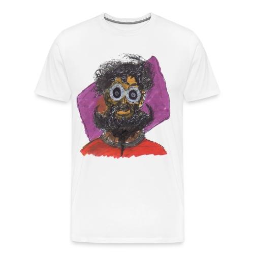 HEADBUST 57.png - Men's Premium T-Shirt