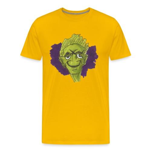HEADBUST 64.png - Men's Premium T-Shirt