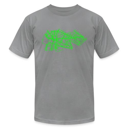 Berlin Kreuzberg - Men's  Jersey T-Shirt