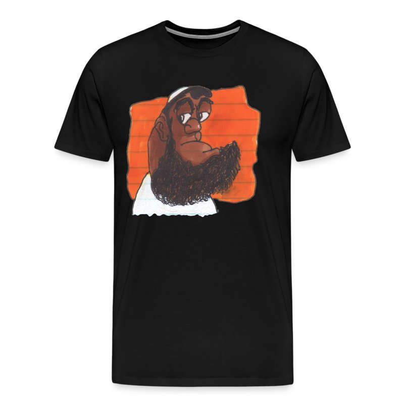 HEADBUST 71.png - Men's Premium T-Shirt